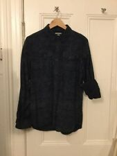 G-Star Cotton Blend Button-Front Casual Shirts for Men