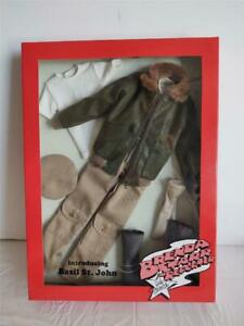 Effanbee Brenda Starr Reporter Dale Messick Basil St John Ace Outfit New in Box