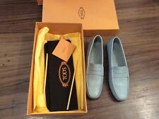Tods Limited Loafers In Leather
