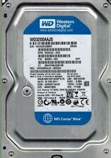 Western Digital WD3200AAJS-60Z0A0 320GB DCM: HHRNHTJAHN