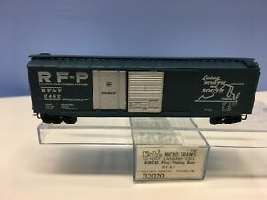 N Scale Kadee Micro Trains MTL 33020 RF&P 2482