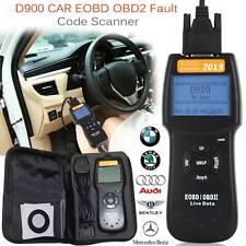 D900 OBD2 Car Engine CAN Fault Code Reader Diagnostic Scanner Tester Tool