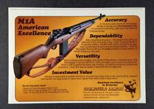 M1 Garand Coton Fronde Khaki WW2 L/'armée Américaine Militaire Springfield