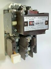 Cutler Hammer A10cno Motor Starter 120vcoil 3 Pole 27amp 10hp No Heaters
