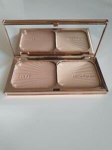 Charlotte Tilbury Filmstar Bronze And Glow Palette Light To Medium - New & Boxed