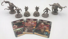 Zombicide Invader Attack Pack W/cards CMoN