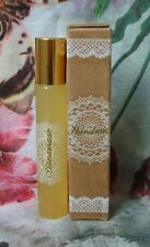 HANDMADE NATURAL PERFUME ROLL-ON FLORAL 10 ML FREE ALCOHOL.