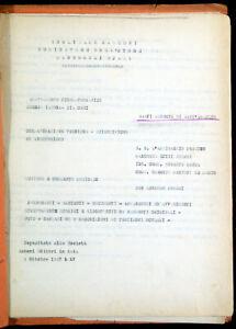 trattamento cinematografico GUGLIELMO MARCONI di Alberto Salvi 1937