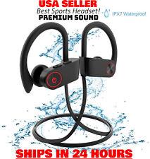 DHP Waterproof Bluetooth Earbuds Stereo Sports Wireless Headphone in Ear Headset