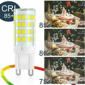 1/3/6/10X G9 LED Ceramic Base Light Bulbs 4W (40W Halogen Equivalent) AC 220V