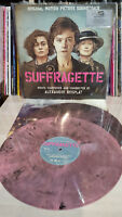 2 LP SUFFRAGETTE - NUMBERED 500 - PINK & BLACK MIXED - MOV - MUSIC ON VINYL