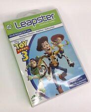 LeapFrog Leapster Explorer LeapPad TOY STORY 3 Game Disney Pixar