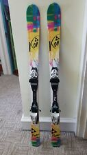 Fischer Koa 120 Youth Skis with Bindings and Poles