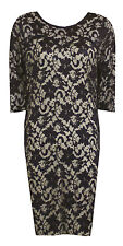 Knee Length Lace 3/4 Sleeve Wiggle, Pencil Dresses for Women