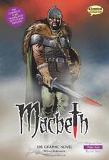 Macbeth The Graphic Novel: Plain Text (British English) by William Shakespeare