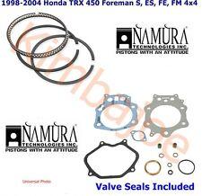 OEM Type Rings & Gasket Seals Honda TRX 450 Foreman S ES FE FM 90 mm STD Bore