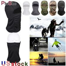 Tactical Balaclava Outdoor Motorcycle Cycling Hunting Ski Full Face Masks Helmet