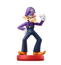 Nintendo Amiibo Supermario Waluigi Children Collectible Figure 2002466
