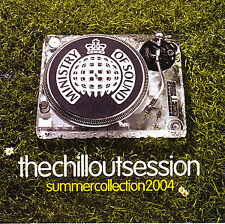 "MINISTRY OF SOUND ""THE CHILLOUT SESSION SUMMER COLLECTION 2004"" 2xCD"