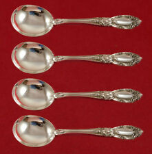 """King Richard By Towle Sterling Silver Olive Spoon Ideal 5 3//4/"""" Custom Made"""