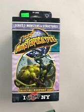 I Chomp NY Monsters & Structures Booster - Monsterpocalypse - NIB - Free Ship