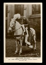 Warwicks Warwickshire COVENTRY Hospital Pageant Lady Godiva 1929 RP PPC