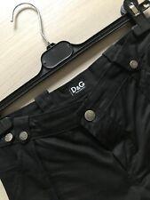 Pantaloni Cargo D&G Originali Neri
