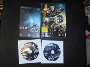 Chrome (PC, 2003) Complete, Rare US Version