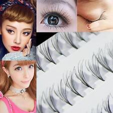 12MM 60 Individual Curl False Eyelash Cluster Eye Lashes Extension Knot Free