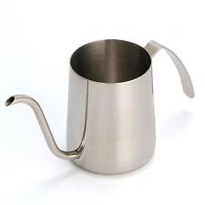 350ml Stainless Steel Gooseneck Spout Drip Pot Coffee Drip Kettle Tea Pot Maker