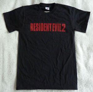 Resident Evil 2 T-SHIRT (1998)