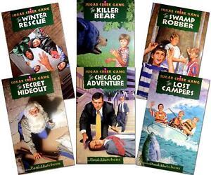 New SUGAR CREEK GANG SERIES Books 1-6 Paul Hutchens Kids Christian Fiction