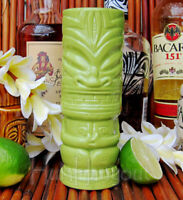 Hawaiian Tiki Mug. Brand New. Free Shipping Hope cocktail bar Green