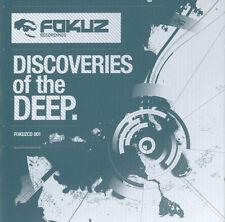 Various Artists - Discoveries Of The Deep [Fokuz 2006 FOKUZCD001] *FREE UK POST*