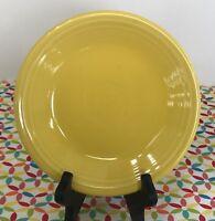 Fiestaware Sunflower Salad Plate Fiesta Yellow 7 1/4 inch Small Plate