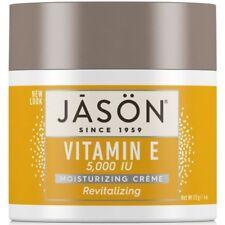 Jason Revitalizing Organic VITAMIN E 5,000 IU Moisturizing Creme Cream 113g 5000