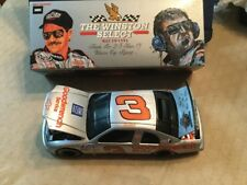 Dale Earnhardt Sr #3~1995 The Winston Select~Limited Edition Bank/Car RARE !!