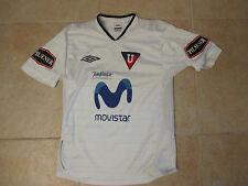 VINTAGE UMBRO Liga Deportiva Universitaria de Quito SIZE 14 JERSEY 2005 KIT