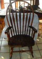 Etonnant Pine Virginia House Rocker / Rocking Chair (R225)
