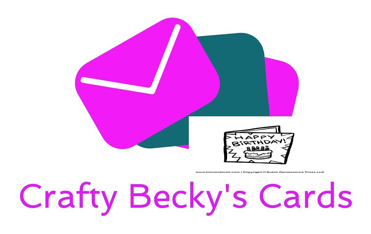 Crafty Becky's Cards