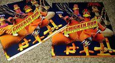 Chicken Run: Hatching the Movie by Brian Sibley (Hardback)