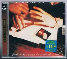 MINA FINALMENTE HO CONOSCIUTO IL CONTE DRACULA VOL. 1/2 2 CD REMASTERED SEALED!