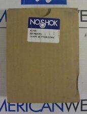 NOSHOK 40.100 200 PSI PRESSURE GAUGE - NEW