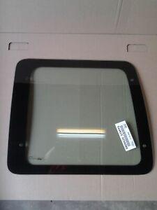 92-16 Ford Econoline Van Passenger Side Rear Back Glass Stationary Right hand