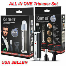 Electric Nose Ear Hair Trimmer Eyebrow Sideburn Clipper Groomer Cleaner Tool HOT