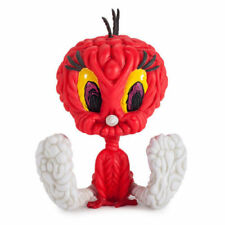 "Kidrobot Looney Tunes Red Tweety Bird 8"" Vinyl Figure by Mark Dean Veca"