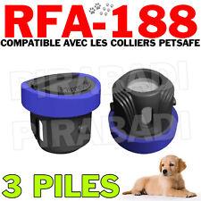 3 PILES COMPATIBLE PETSAFE RFA-188 3V LITHIUM 160mAh SB-188 - QUALITE GARANTIE