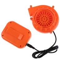 Fan Blower for Mascot Head Inflatable Costume 6V Powered 4xAA Dry Battery ED