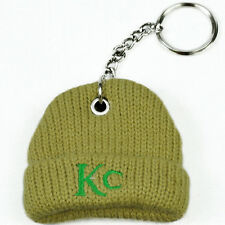 NCAA Kishwaukee Kougars Tiny Small Mini Hat Cap Keychain Key Charm Top of World