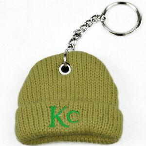 NCAA Kishwaukee Kougars Tiny Small Mini Hat Cap Keychain Key Charm Top of World
